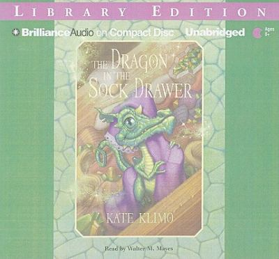 The Dragon in the Sock Drawer (Dragon Keepers Series) - Klimo, Kate