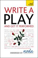 Write a Play and Get It Performed