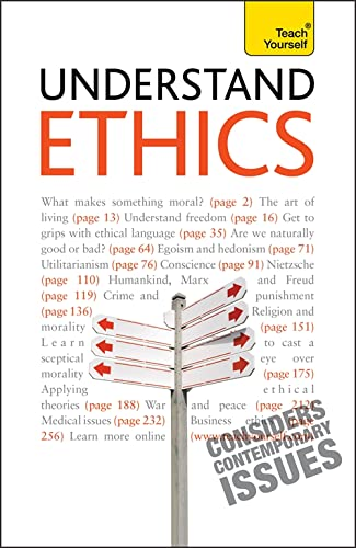 Understand Ethics: Teach Yourself (Paperback)