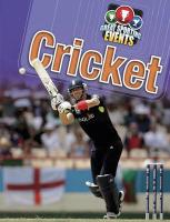 Great Sporting Events. Cricket
