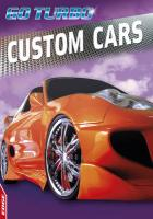 Custom Cars. Jim Brush (Edge Go Turbo)