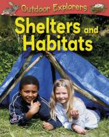 Homes and Shelters. by Sandy Green