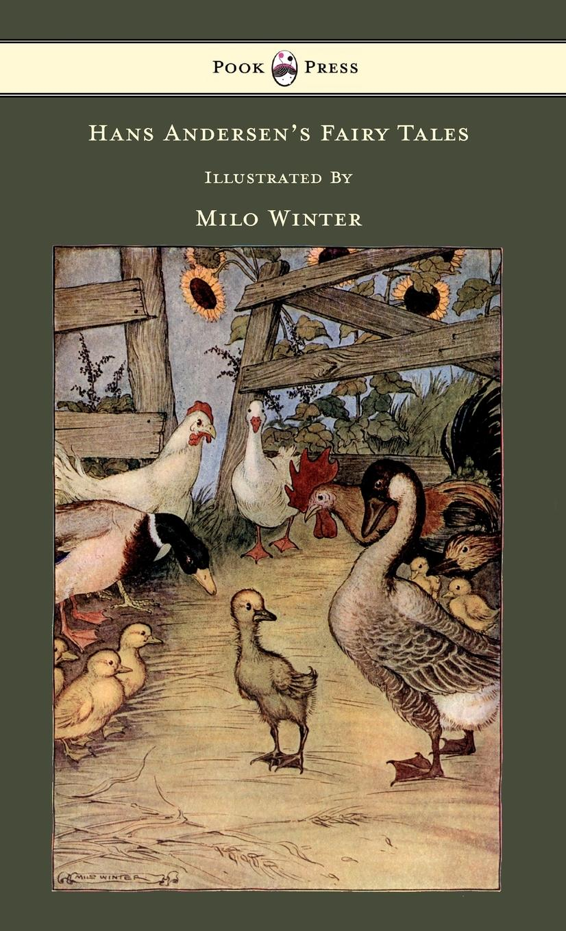 Hans Andersen's Fairy Tales Illustrated In Black And White By Milo Winter - Andersen, Hans Christian