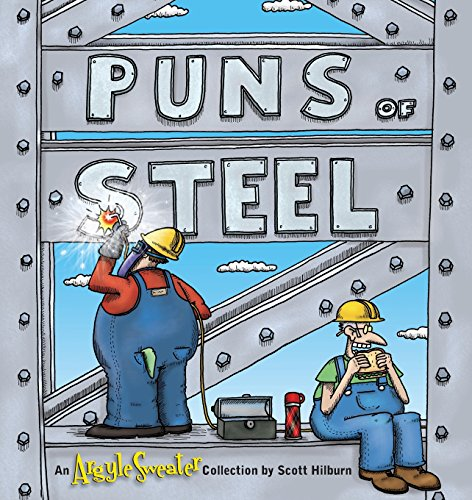 Puns of Steel (Argyle Sweater) - Hilburn, Scott
