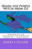 Helda the Purple Witch from Oz