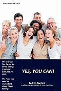 Yes You Can!: Direct Selling based on Facts and Figures