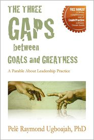 The Three Gaps Between Goals and Greatness