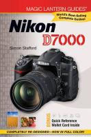 Nikon D7000 (Magic Lantern Guides)
