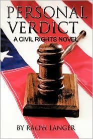 Personal Verdict: A Civil Rights Novel