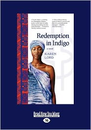 Redemption in Indigo: A Novel (Large Print 16pt)