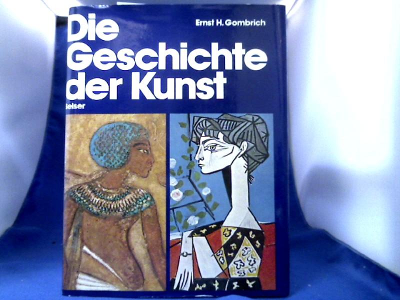 Die Geschichte der Kunst. Neubearbeitete u. erweiterte Ausg. 3., völlig überarb. und erw. Ausg.