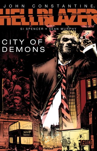 John Constantine: Hellblazer - City of Demons - Spencer, Si