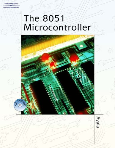 The 8051 Microcontroller, 3rd Edition - Kenneth Ayala