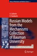 Russian Models from the Mechanisms Collection of Bauman University
