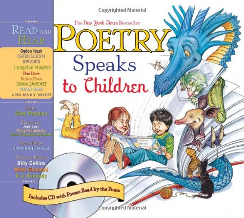 Poetry Speaks to Children (Book & CD) (A Poetry Speaks Experience) - Paschen, Elise