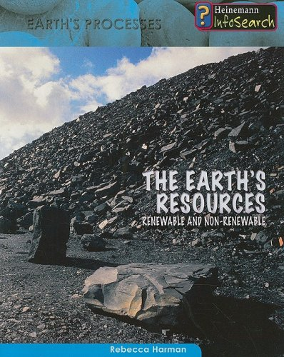 The Earth's Resources: Renewable and Non-Renewable (Earth's Processes) - Rebecca Harman