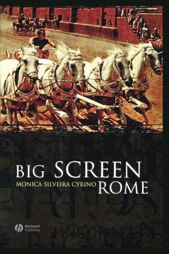 Big Screen Rome - Monica Silveira Cyrino