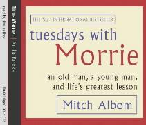 Tuesdays with Morrie. 3 CDs