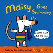 Maisy Goes Swimming (Maisy Classic Pop Up Book)