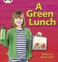 Phonics Bug a Green Lunch Phase 3