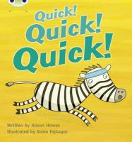 Phonics Bug Quick Quick Quick Phase 3
