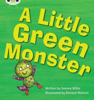 Phonics Bug a Little Green Monster Phase