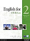 Vocational English Level 2 English for the Oil Industry Coursebook (with CD-ROM incl. Class Audio)