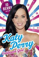 Katy Perry: The Biography. by Jo Berry