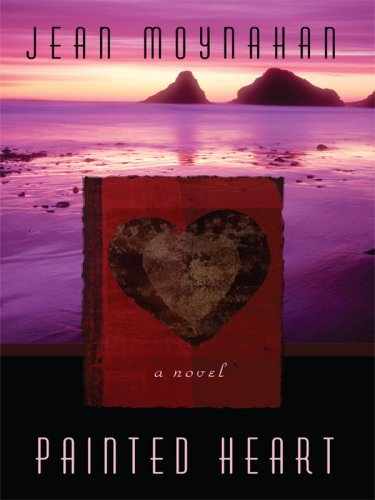Painted Heart (Thorndike Clean Reads) - Jean Ann Moynahan