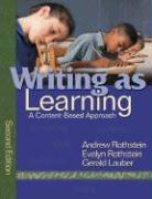Writing as Learning: A Content-Based Approach