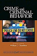Crime and Criminal Behavior - William J. Chambliss