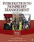 Introduction to Nonprofit Management - W. Glenn Rowe