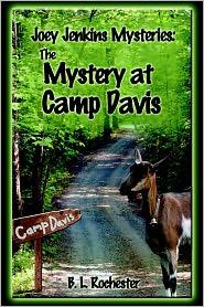 Joey Jenkins Mysteries: The Mystery at Camp Davis