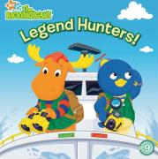 Legend Hunters! (Backyardigans (8x8))