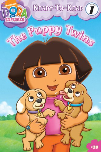 The Puppy Twins (Ready-To-Read Dora the Explorer - Level 1) - Sarah Willson; Steve Savitsky