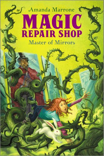Master of Mirrors (Magic Repair Shop) - Amanda Marrone