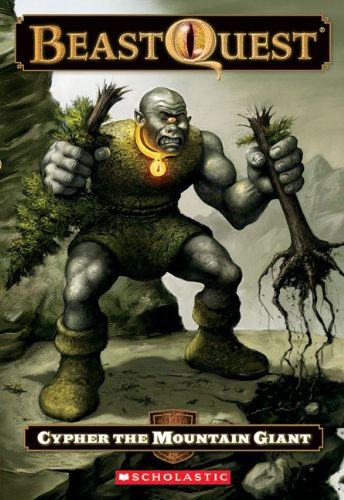 Cypher The Mountain Giant (Turtleback School  &  Library Binding Edition) (Beast Quest) - Adam Blade