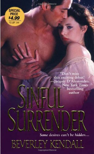 Sinful Surrender (The Elusive Lords, Book 1) - Beverley Kendall