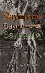 Sayings of Old
