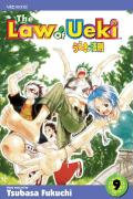 The Law of Ueki, Volume 9