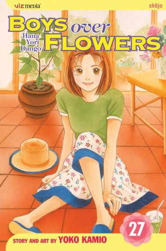 Boys Over Flowers Vol. 27 (Boys Over Flowers) - Yoko Kamio; Ian Robertson