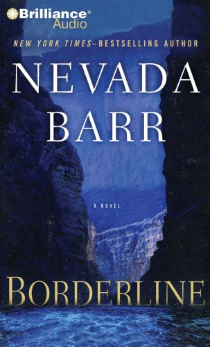 Borderline (Anna Pigeon Series) - Nevada Barr