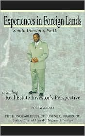 Experiences in Foreign Lands Including Real Estate Investor's Perspective