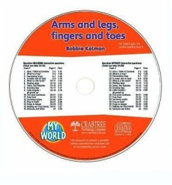 Arms and Legs, Fingers and Toes - CD Only