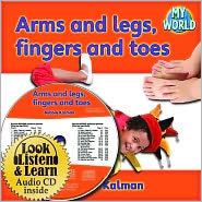 Arms and Legs, Fingers and Toes - CD + PB Book - Package