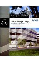 Site Planning and Design Question and Answers 2009 - John Hurdt