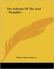The Solitude of the Soul - Pamphlet