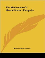 The Mechanism of Mental States - Pamphlet