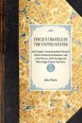 Finch's Travels in the United States