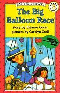 The Big Balloon Race [With Paperback Book]